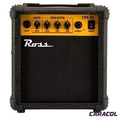 AMPLIFICADOR PARA GUITARRA ROSS G-10 10WATTS 5""
