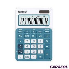 CASIO CALCULADORA MS-20NC-BU
