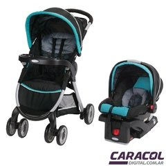 COCHE GRACO TRAVEL SYSTEM FAST ACTION BRISTOL