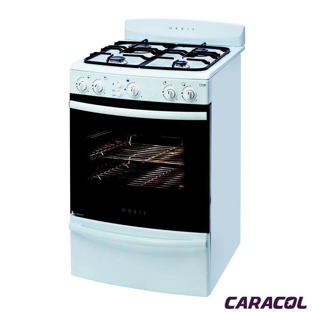 Cocinas Orbis C9500 Blanca 958bcom Orb958bcom