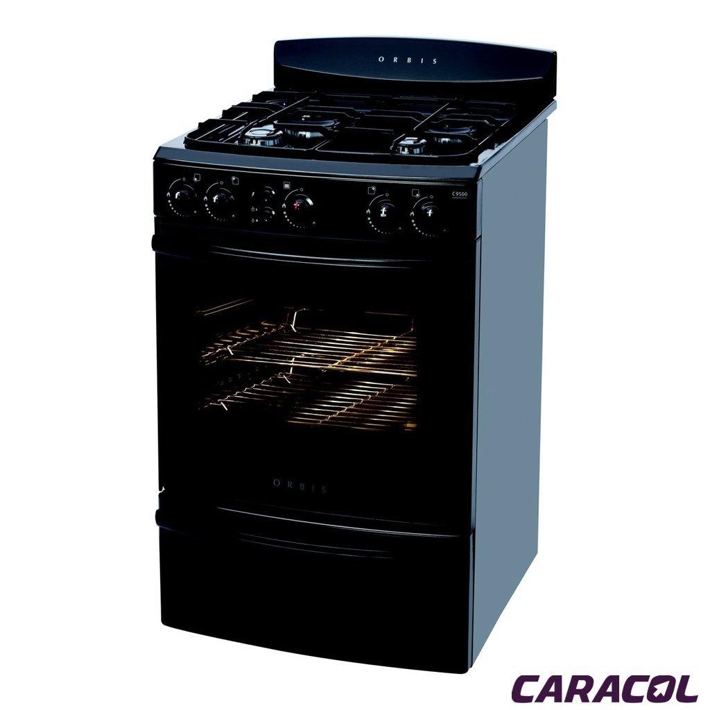 Cocinas Orbis C9500 Marron 958mcom Orb958mcom