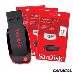 PEN DRIVE SCANDISK 16GB