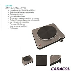 ULTRACOMB ANAFE ELECTRICO AN 4400 - comprar online