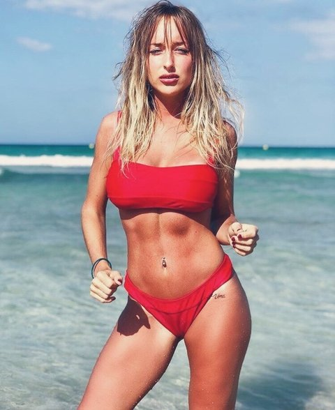 BIKINI SALTY / RED