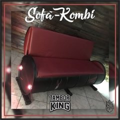 King - Sofá: Kombi - (Cores Alternativas) na internet