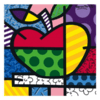 Miniprints Romero Britto Apple