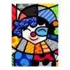 Miniprints Romero Britto Clow
