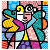 Digital Print Romero Britto Angel - comprar online