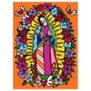 Romero Britto Digital Print Our Lady - comprar online