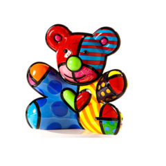 Escultura Romero Britto Hope Bear Resina