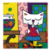 Miniprints Romero Britto Good Friends