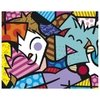 Pôster Romero Britto Best Friends - comprar online