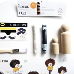 "KIT CREAR ""BATMAN"" - comprar online"