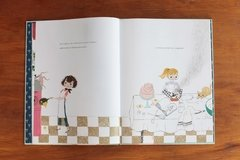 """JULIA CHILD"", de Kyo Maclear, ilustrado por Julie Morstad en internet"