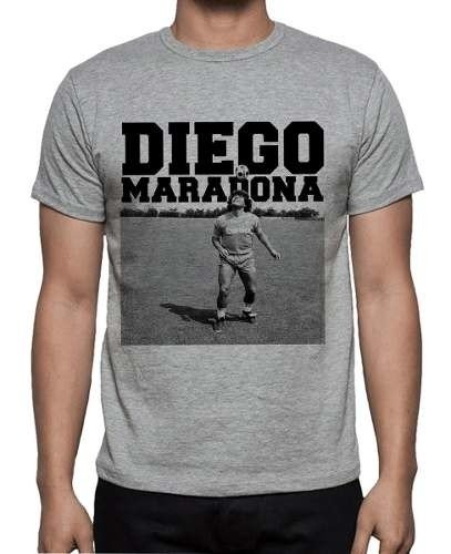 Remeras Fútbol Diego Maradona 6d4043130c09e