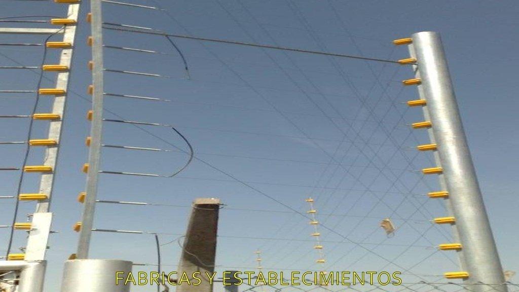 Alarma Perimetral Electrificada con zona 1000 metros