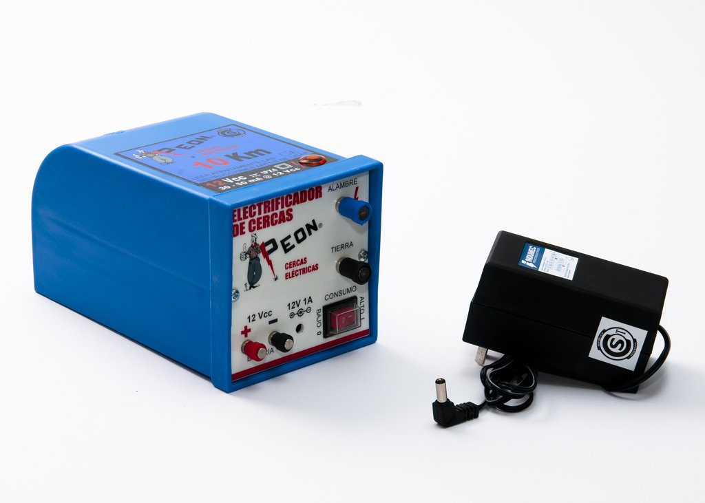 Cerca eléctrica Peón 12v
