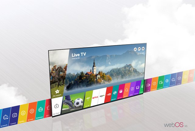 LG SMART TV LED 49