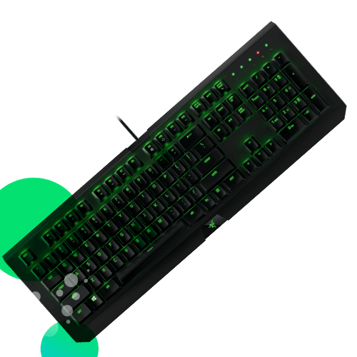 Razer Blackwidow X Ultimate en internet