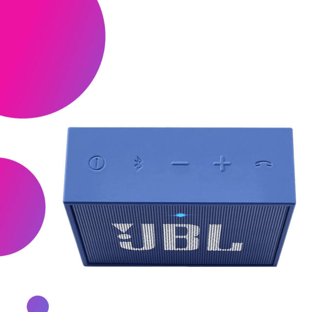 Parlante Bluetooth JBL GO Portatil Recargable