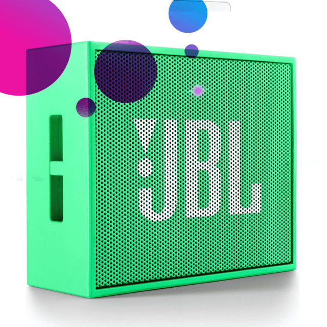 Parlante Bluetooth JBL GO Portatil Recargable - Gesualdo Digital