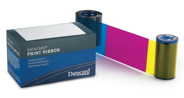 Ribbons datacard