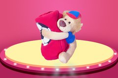Frazadas de Cuna con Peluche - Love and Home