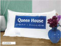 Almohada Clásica- Queen House