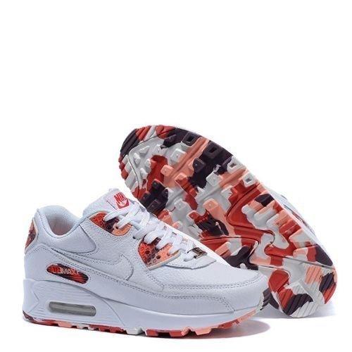 Tênis Nike Air Max 90 White London Feminino
