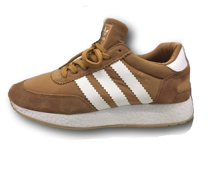 4a50b5a1cf3 Tênis Adidas INIKI Runner Marrom (Masculino)