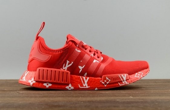 competitive price 288fd f2a26 Tênis Adidas Boost NMD R1 Louis Vuitton (Masculino)