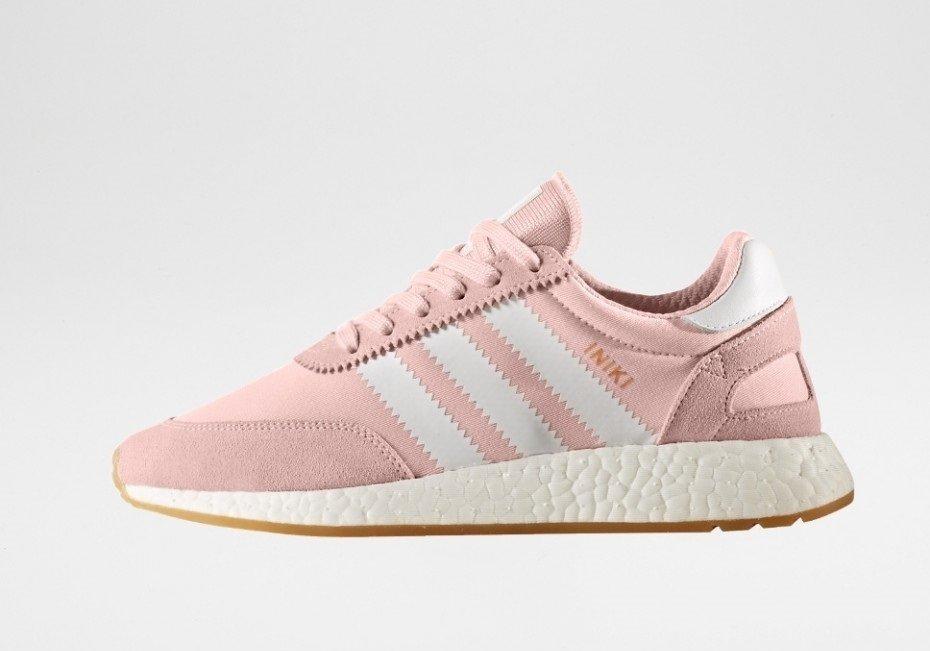 Tênis Adidas INIKI Runner Rosa (Feminino)