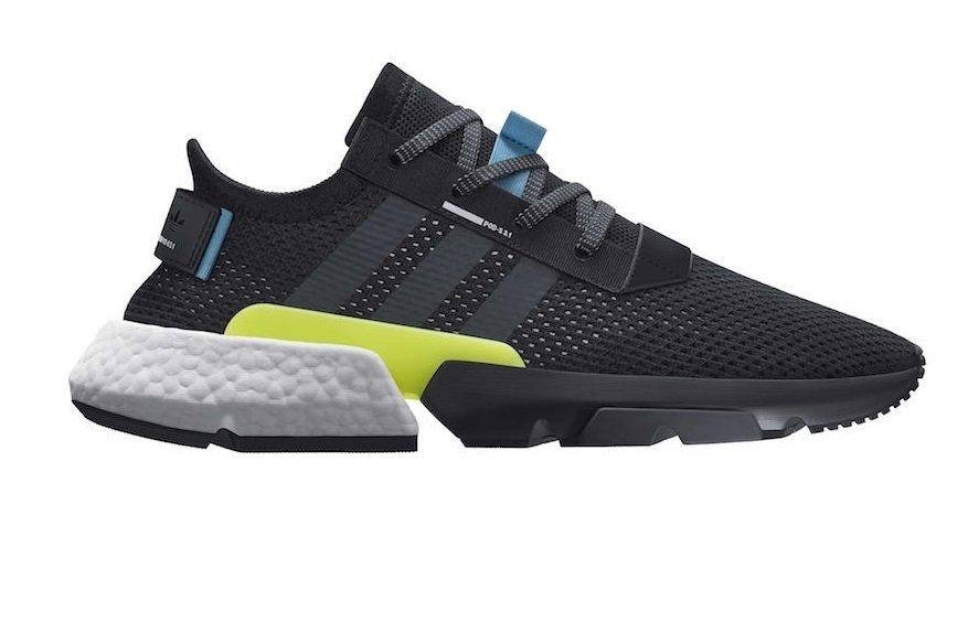 5f32a14d49c Tênis Adidas POD System 3.1 Core Black Green (Masculino)