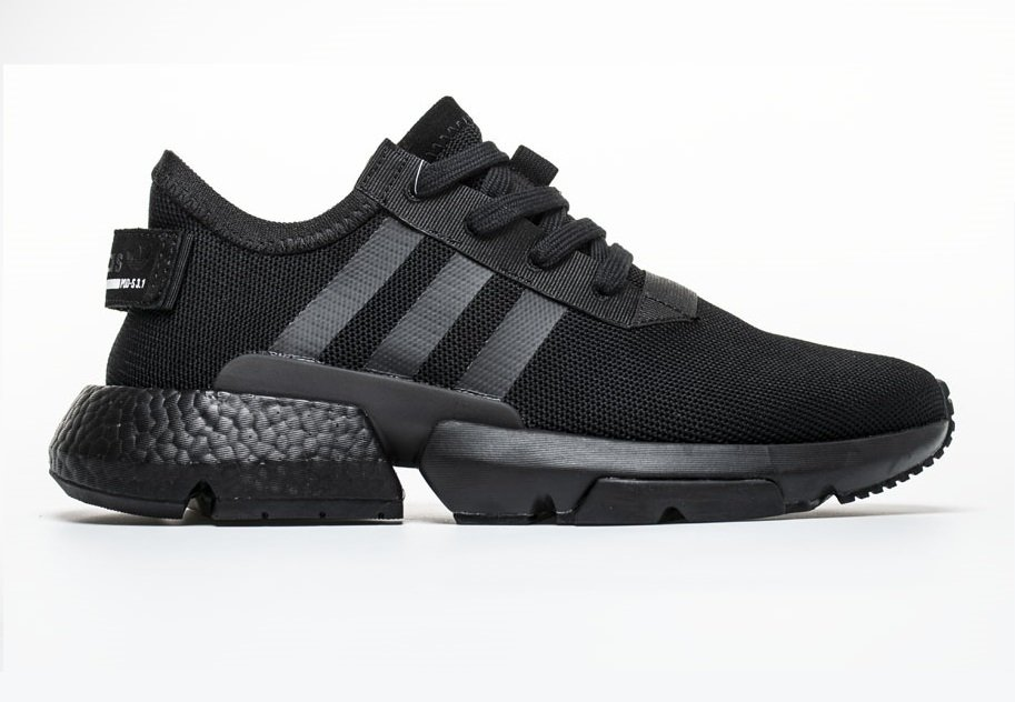 6bc68cc47ad Tênis Adidas POD System 3.1 Triple Black (Masculino)