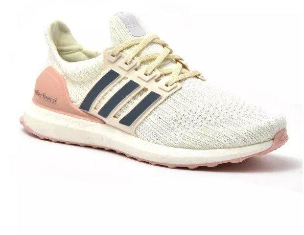 2177e39ce83 Tênis Adidas Ultraboost 4.0 Branco C Rosê (Feminino)