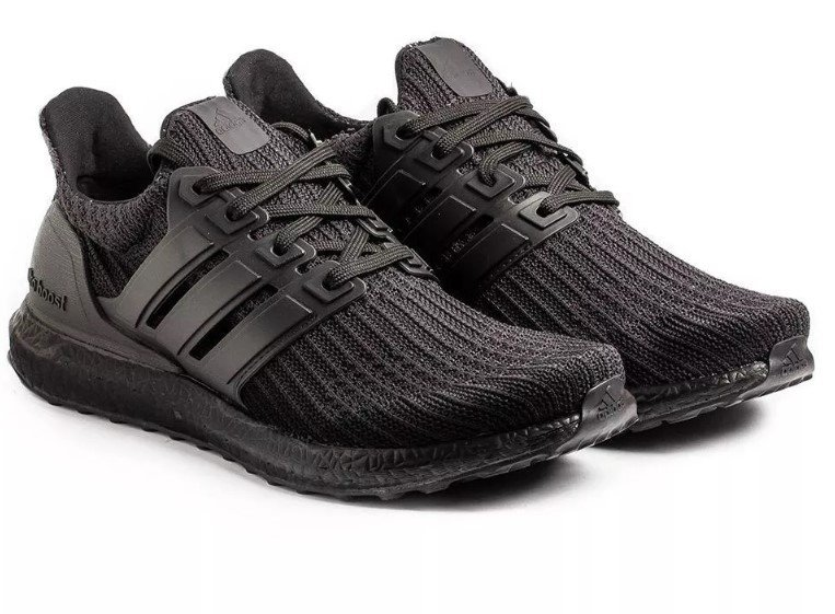 adidas Ultra Boost Triple Black Official Release Date