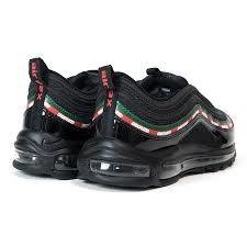 Imagem do Tênis Nike Air Max 97 Undefeated X Off Black (Masculino)