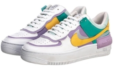 Tênis Nike Air Force 1 Shadow Banco C/Lilas (Feminino)