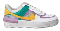 Tênis Nike Air Force 1 Shadow Banco C/Lilas (Feminino) na internet