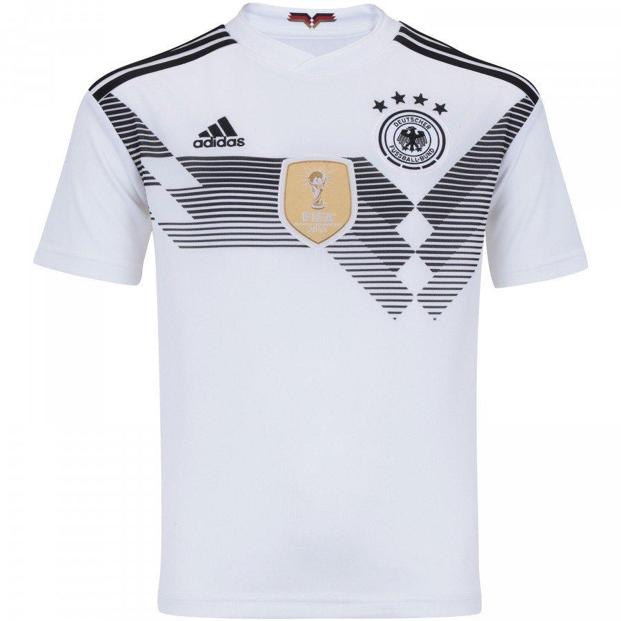 CAMISA SELEÇÃO Alemanha 2018 N° 10 Ozil (MASCULINA) 8ee1d83ee0396