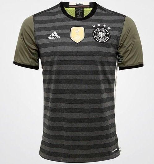 1f79fde1f Camisa Seleção Alemanha Listrada 2018 Nº 10 Ozil (Masculina)