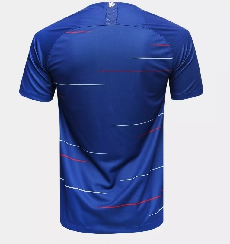 82558f5f873a9 Camisa Chelsea I 2018 19 S Nº (Masculina)