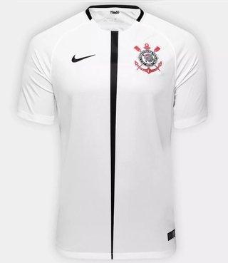 Camisa Corinthians I 17/18 Nº Aleatório...