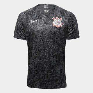 Camisa Corinthians II 18/19 S/Nº (Mascul...