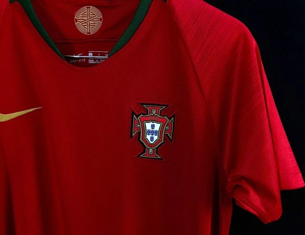 9cdfc4b9dd Camisa Seleção Portugal Home 2018 N° 7 C. Ronaldo (Masculina). 0% OFF