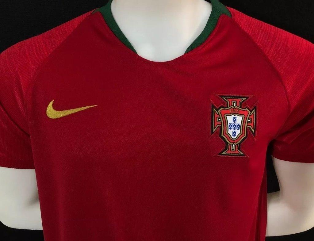 744e4548a Camisa Seleção Portugal Home 2018 N° 7 C. Ronaldo (Masculina). 0% OFF. 1