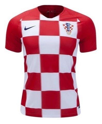 9d1eacd3b Camisa Seleção Croacia Home 2018 S N° (Masculina)