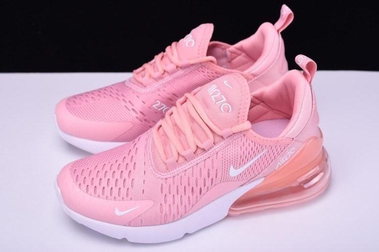 58ecce47bc4 Tênis Nike Air Max 270 Pink (Feminino)