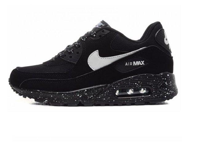 T 234 Nis Nike Air Max 90 Lunar Edition Black Masculino