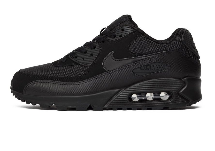 3c26d8814 Tênis Nike Air Max 90 Essential All Black (Masculino)
